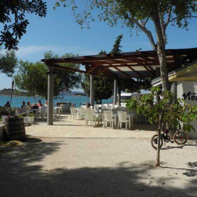 Autocamp Nordsee Terrasse Restaurant