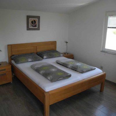 Apartment in Kroatien Schlafzimmer