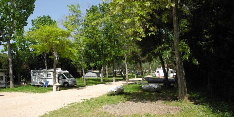 Stellplatz Autocamp Nordsee Kroatien